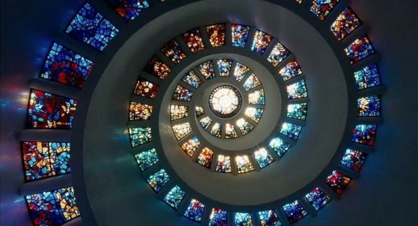Spiral Glass of Images