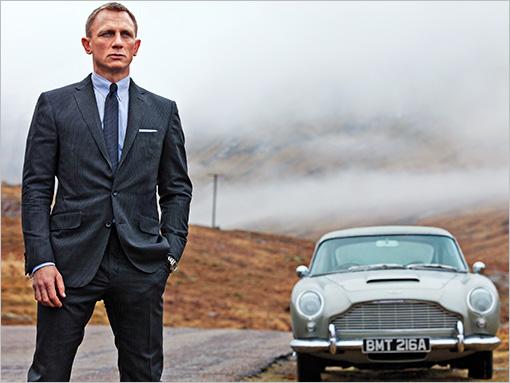Bond & Aston Martin