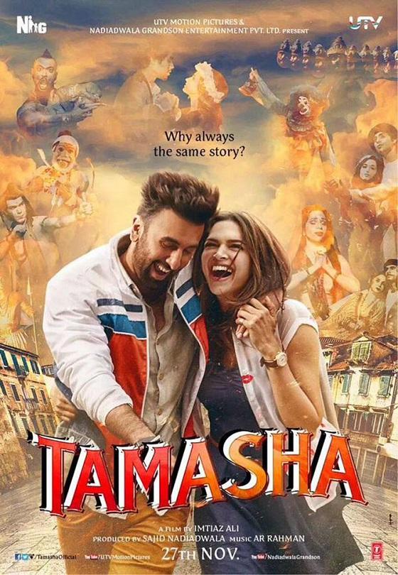 Tamasha_Poster